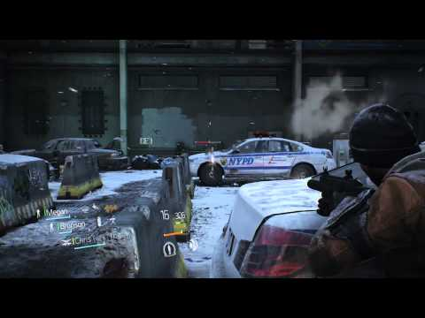 Tom Clancy's The Division - E3 2013 Gameplay Reveal Ubisoft Conference - Eurogamer