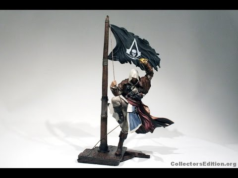 Assassin's Creed 4 Black Flag Statue Review