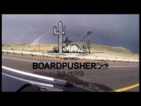 BoardPusher Southwest Road Trippin' - Day 2 - Skeptic Productions
