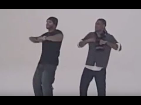 Trey Songz Gap Commerical Behind The Scenes
