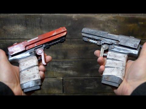 Как сделать Semi-Automatic Pistol из Rust
