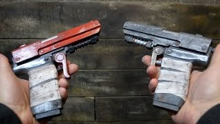 Как сделать Semi-Automatic Pistol из Rust