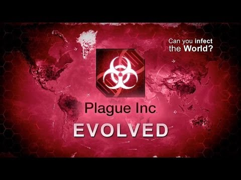 Plague inc: Evolved - REVIEW
