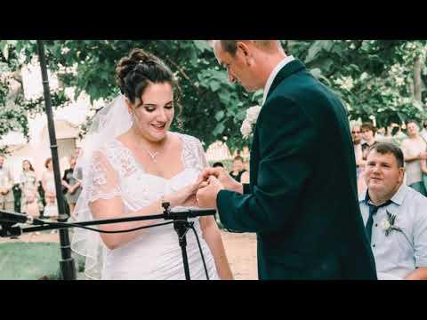 Évi és Csabi Esküvő június 29, 2019