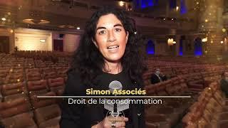 Palmarès du Droit 2021 - Simon Associés - Droit de la consommation