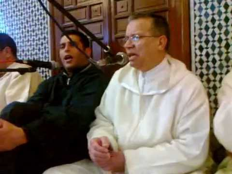 moussem des cierges de moulay abdallah benhassoun amdah annabaouia
