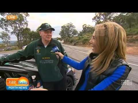 2015 Targa West Rally Part 1 | Today Perth News