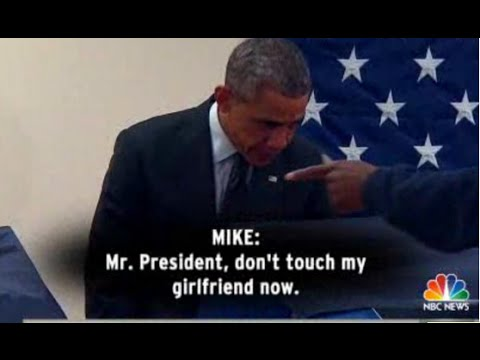 don't Touch My Girlfriend Couple Speaks About Teasing The President & Fighting video