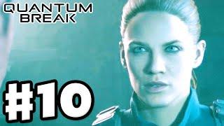 Quantum Break - Gameplay Walkthrough Act 4 Part 2 - Preparing the Time Machine (Xbox One)