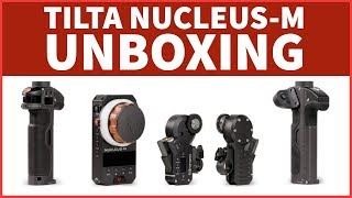 Tilta Nucleus-M Wireless Follow Focus Unboxing & Setup: Best Follow Focus for the Money?