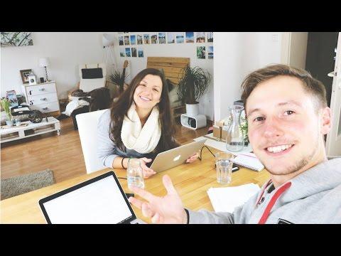 Weltreise Tag 386 • Unser Alltag nach der Weltreise • Vlog #051