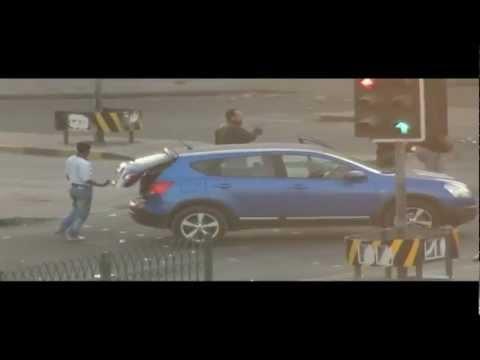 Bahrain police scandal - Using Molotov Cocktails against protestors Music Videos