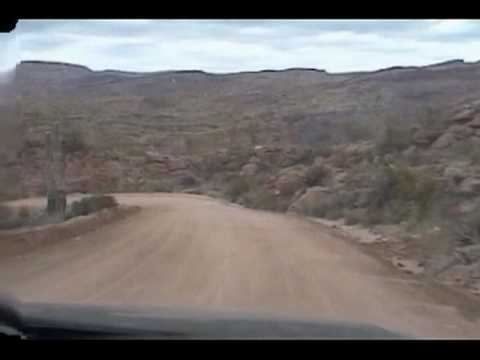 Apache Trail - a beautiful scenic drive