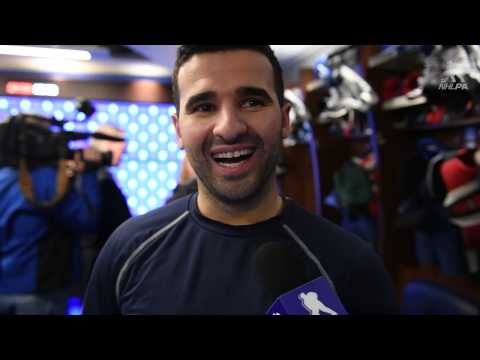 The Holiday Quiz - Nazem Kadri
