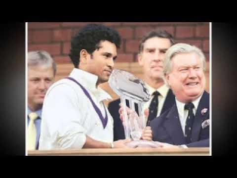 Sachin Tendulkar's Sweet Memories
