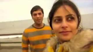 Pooja and Ashu in Gum hai kisi ke pyar mein