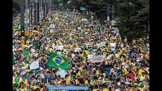 DOMINGO, 26. BRASILEIROS MOSTRARÃO O QUE REPRESENTA O § 1º,  DO ART 1º DA CONSTITUIÇÃO