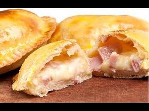 Receta: Como Hacer Empanadas De Jamon Y Queso - Silvana Cocina Y Manualidades