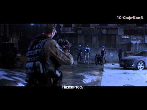 Resident Evil: Operation Raccoon City - полный трейлер