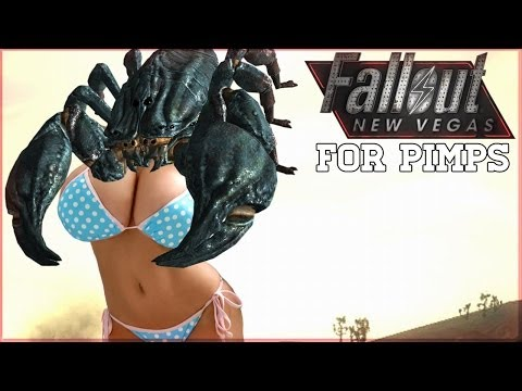 Fallout New Vegas for Pimps - Radscorpion T*ts - 1-03