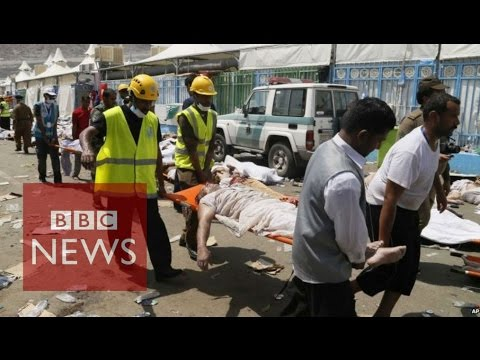 Hajj stampede: At least 717 killed in Saudi Arabia - BBC News
