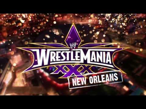 The Wwe Universe Celebrates Wrestlemania Xxx At The On-sale Party video
