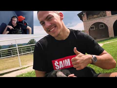 *MOJA REAKCIJA NA* - BAKAPRASE - ONO MOJE (Official Video)