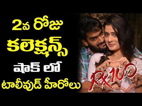RX 100 Movie 2nd Day Box Office Collections Report | Kartikeya | Payal Rajput #9RosesMedia