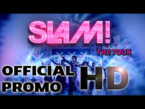 SLAM! The Tour (Official Promo)