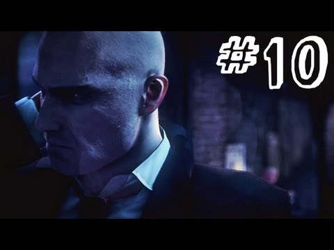 Hitman Absolution Gameplay Walkthrough Part 10 - Eliminating Wade's People - Mission 5