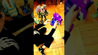 Liam da kid transformers toy review
