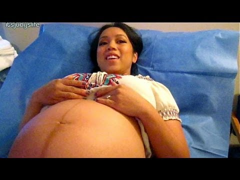 BABY SMILING in 4D ULTRASOUND! - August 17, 2012 - itsJudysLife Vlog