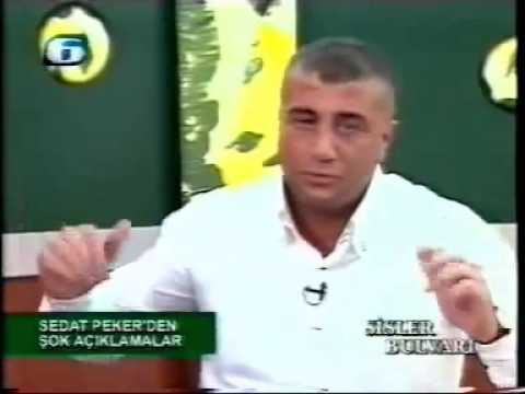 © Sedat Peker : 'Tayyip Erdoğan'ın Rizeli Olması Benim Talihsizliğim ©