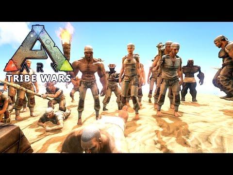 ARK: TRIBE WARS ★ TRAILER! [Epic Graphic | Deutsch | Koop-Projekt]