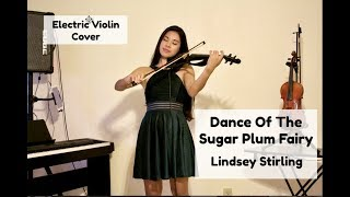 Dance Of The Sugar Plum Fairy Lindsey Stirling Electric Violin By Kimberly Hope