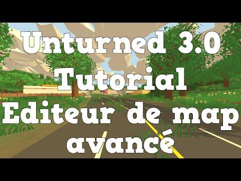 GG - Unturned 3.0 Beta Preview - Tutorial - Editeur de map avancé de la version 3.0 Beta Preview