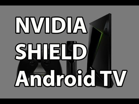 The NVIDIA SHIELD with Android TV Review: Early Impressions