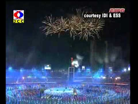 Icc Cricket World Cup 2011 Opening Ceremony-de Ghumake. video