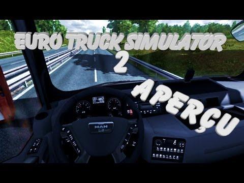 Aperçu   Euro Truck Simulator 2 (PC), Largement Meilleur que son Prédécesseur