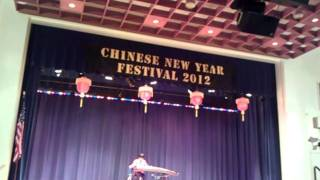 Guzheng solo...the kid is pretty good...