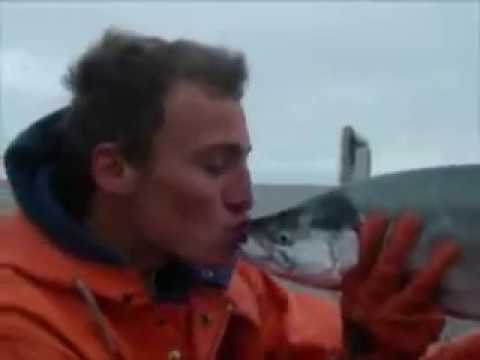 Hard-Core Bristol Bay Salmon Fishing Video
