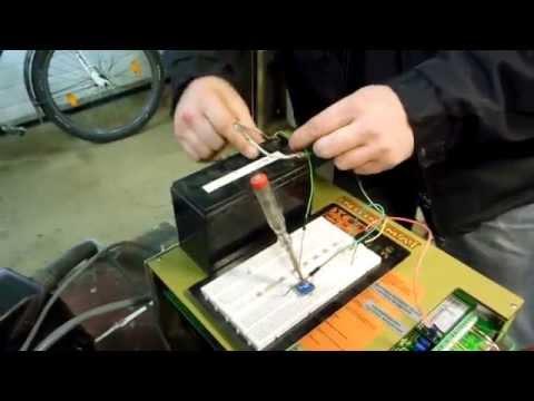 Indramat Trm3 Sevo Draiver Test 1 video