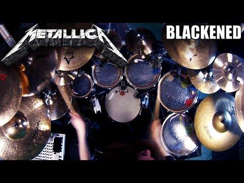 """Metallica - """"Blackened"""" - DRUMS thumbnail"""