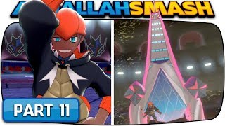 Pokemon Sword and Pokemon Shield - Part 11: 🔴LIVE! (Nintendo Switch)