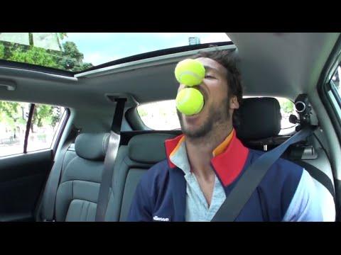 Feliciano Lopez: Kia Open Drive - Australian Open 2015