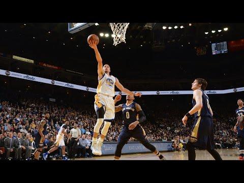 Warriors Beat Pelicans 125-107