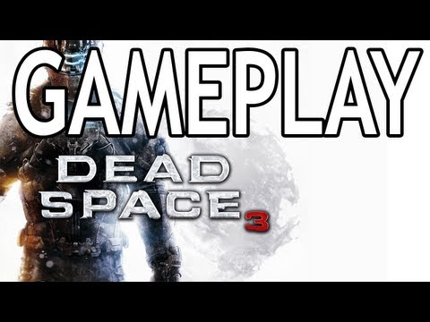 Dead Space 3 gameplay (Nvidia Geforce 9500gt)