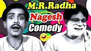 Black Money Comedy   M.R.Radha Nagesh Comedy   Manorama   Shanthi Movie Comedy Scenes   BEST!!!!!!!!