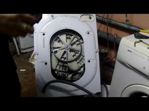 Замена подшипников стиральной машины беко своими руками