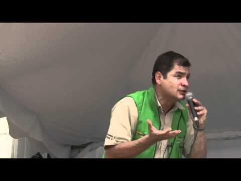 Discurso en Selva Alegre